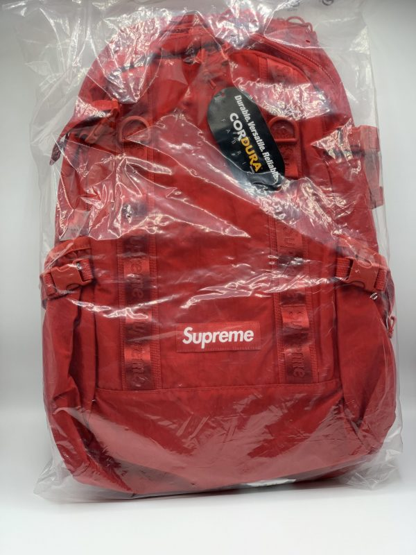 supreme Red Bag