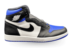 Air Jordan Retro 1 Royal Toe