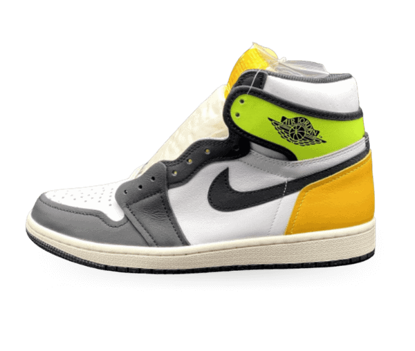 Air Jordan Retro 1 Volt Gold