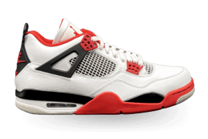 Air Jordan Retro 4 Fire Red